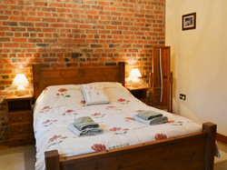Double bedroom at The Stable - Bridge Fa