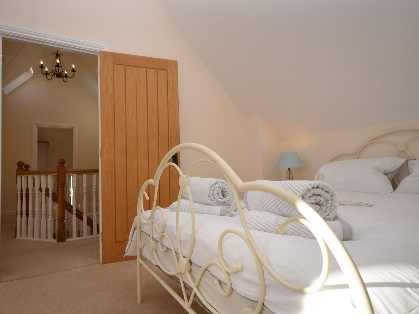Birch View at Meare -Double bedroom 3.jp