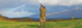 shooting at Gallanach Lodge, Isle of Muc