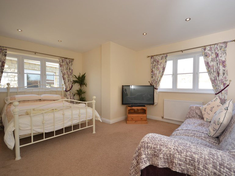 Third Ground floor double bedroom at The