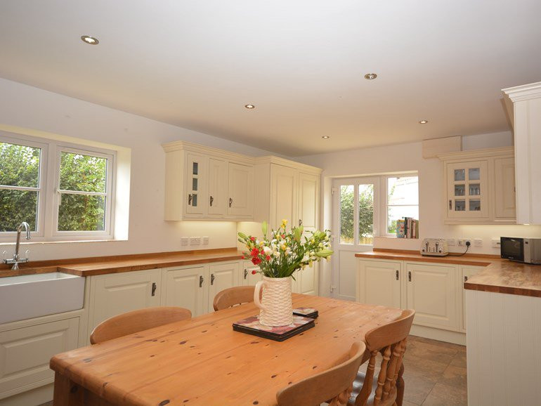 Kitchen dining room at The Mill House At