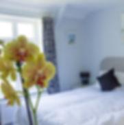 Leygreen Farmhouse B&B - Austin bedroom.