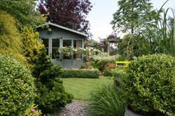 Garden office in Newbold Verdon