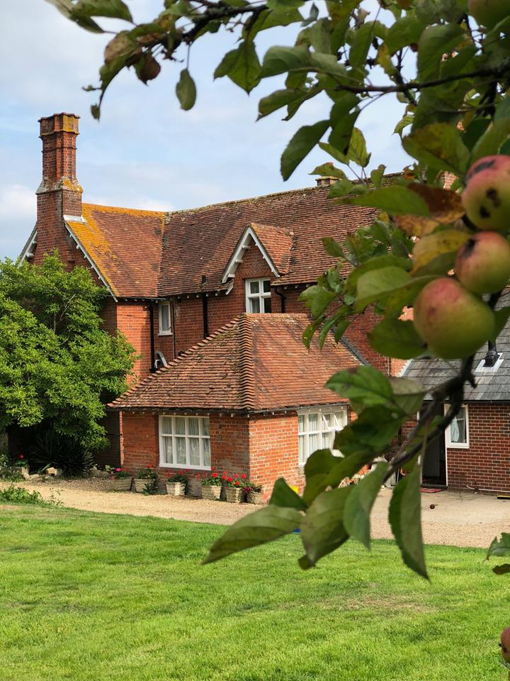 Leygreen Farmhouse B&B Beaulieu New Fore