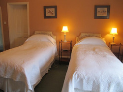 Cottom Farm Chester - The Twin Room with