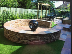 Low maintenance garden design Newcastle