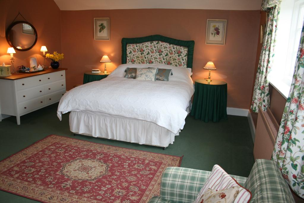 Cottom Farm Chester - The Garden Room