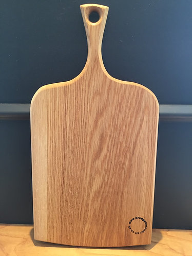Contemporary Oak Chopping/Serving Board