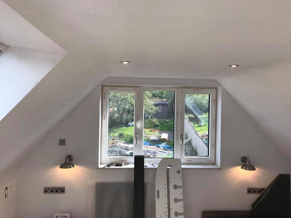 Loft installation Electrical Wiltshire