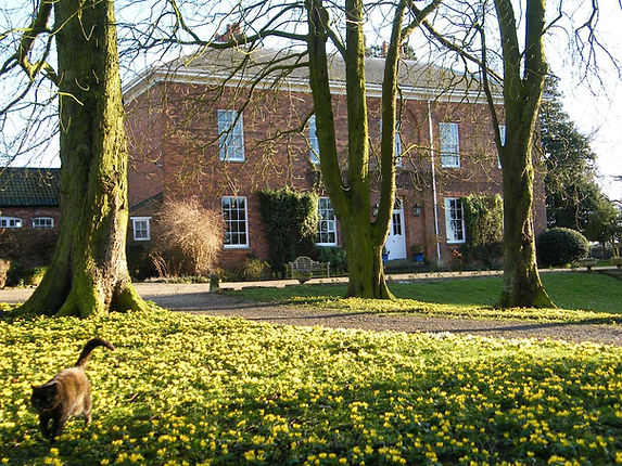 Glebe_House_Muston_Bed_and_breakfast_Geo