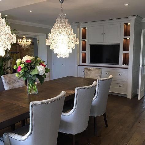 Furniture bespoke #amazingdiningchairs #