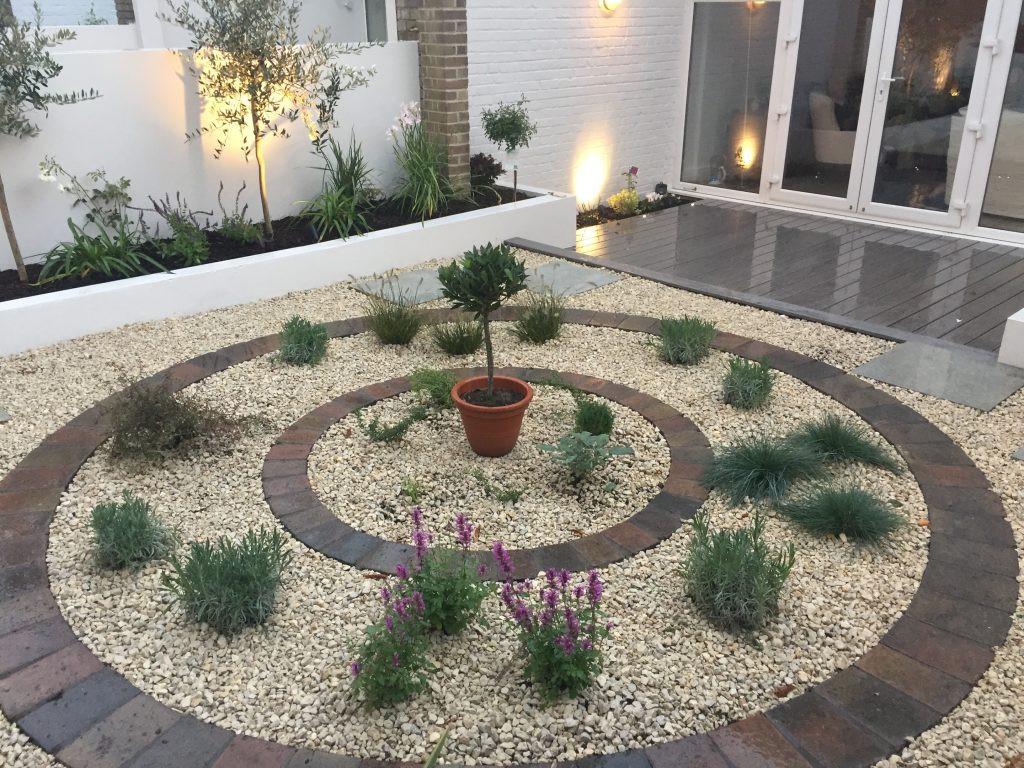 London gravel garden in Putney.jpg