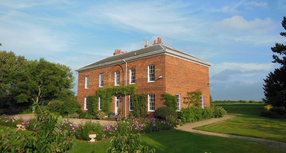 Glebe_House_Muston_is_a_Grade_II_listed_