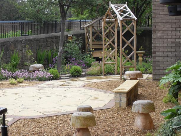 Garden Designer | Newcastle upon Tyne | Whickham Library ...