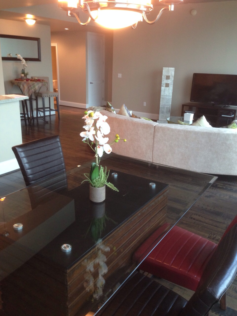 short term furnished apartment rentals houston