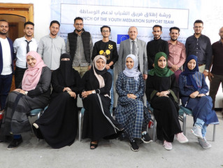 Youth Mediation Support Team formed to reinforce peace efforts in Taiz