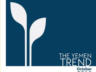 The Yemen Trend - October 2016 Issue