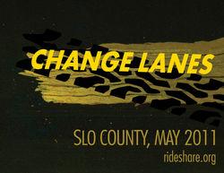 Change Lanes Bike Safety