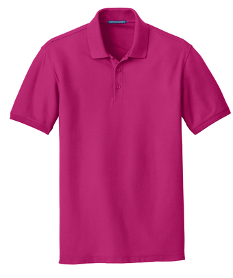 Unisex Polo Pink