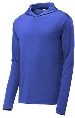 Unisex Performance Hooded Pullover