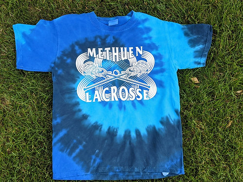 BlueTie-Dye T-Shirt