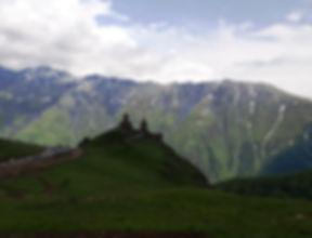Two day tour in Kazbegi