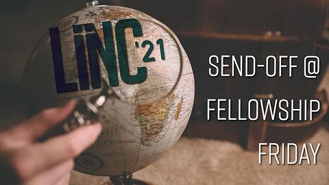 LiNC Send-Off Prayer