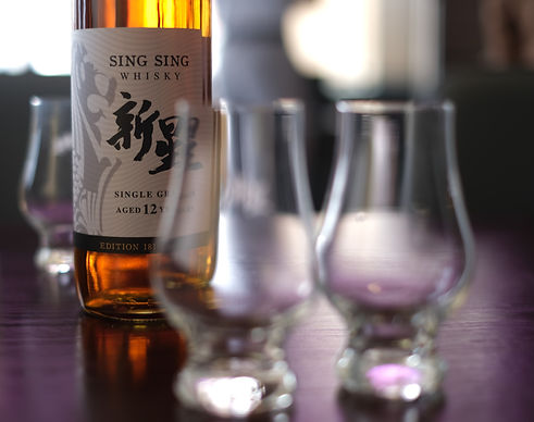 Sing Sing Whisky Singapore 12-Year Single Grain