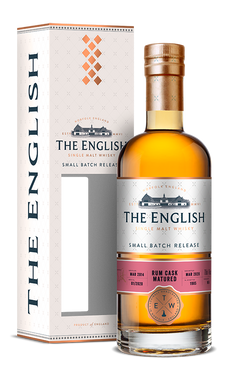 The English Whisky Rum Casked Matured