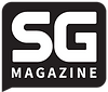 SG Magazine Logo Black