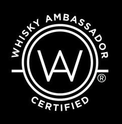 Whisky Ambassador Certified