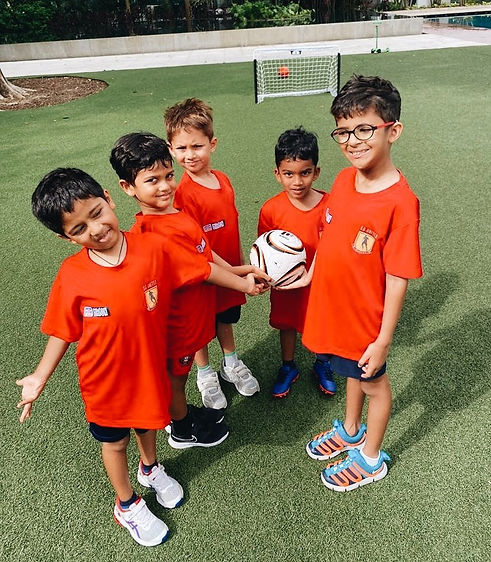 SG United Soccer_Contact Us