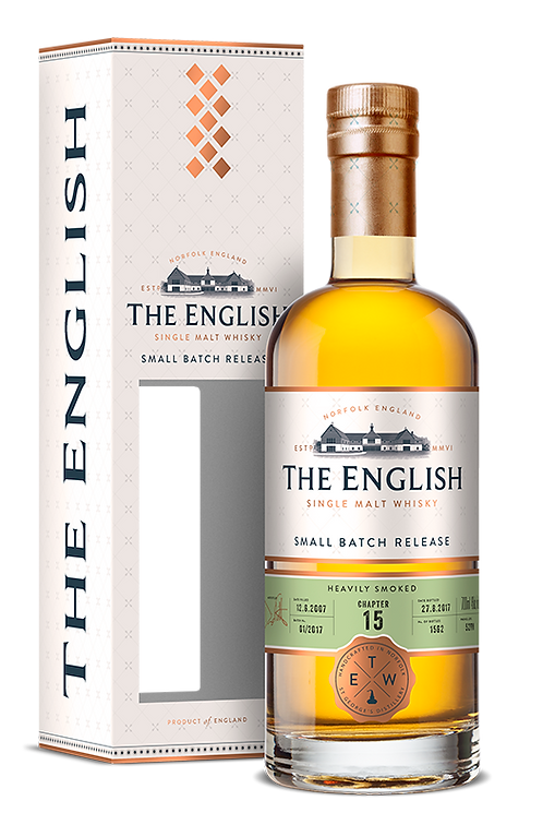The English Whisky - Chapter 15 Heavily Smoked
