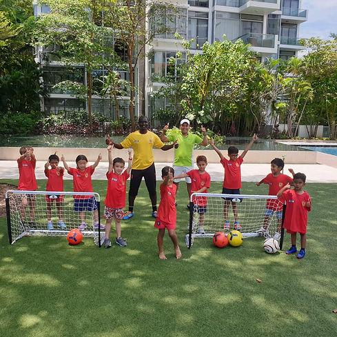 SG United Soccer_Team