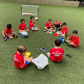 SG United Soccer School Camps