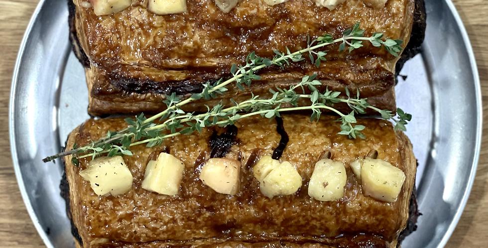 Wagyu & Bone Marrow Sausage Roll | Large Format