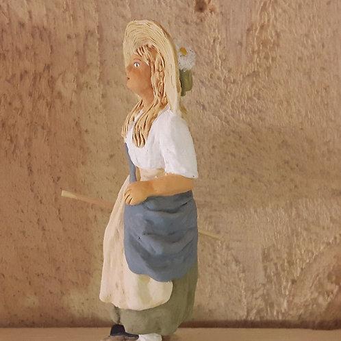Manon la bergère de Karine Fraisse