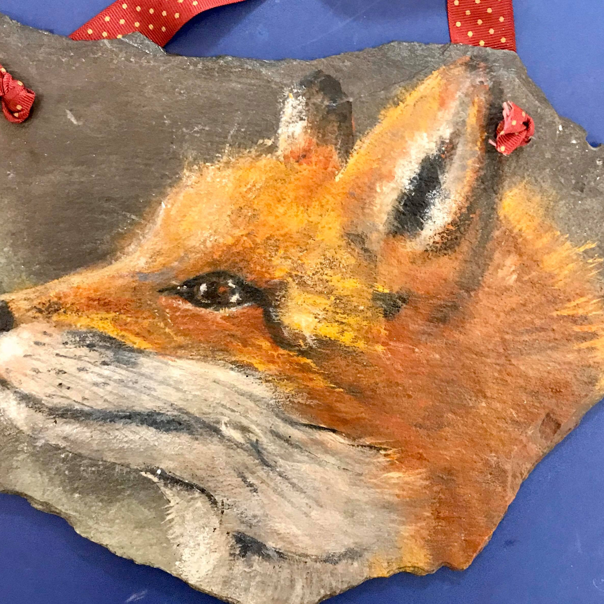 Berty bumble Fox