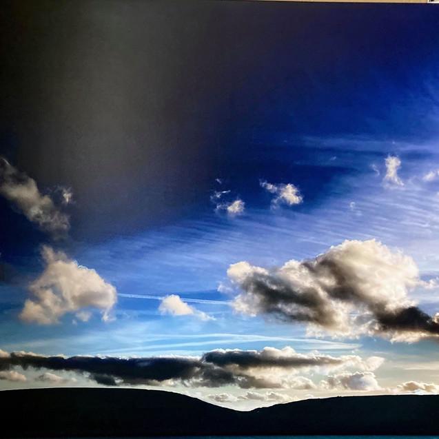 Cloudbustin & Blue