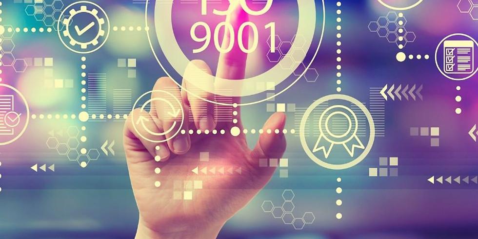 Auditor ISO 9001:2015 Taller