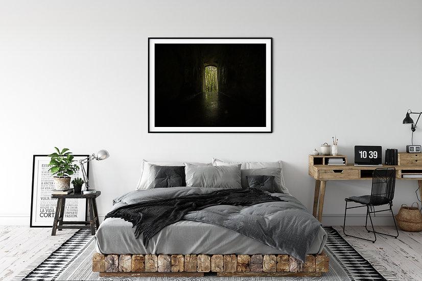 'The Nightlight' Print