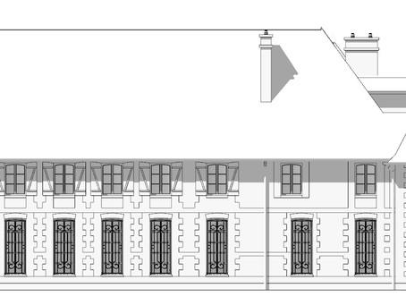Modélisation numérique 3D par drone photogrammétrie de bâtiments: les détails de DronesBTP.