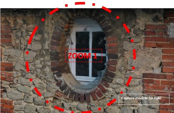 Photogrammétrie Zoom 1