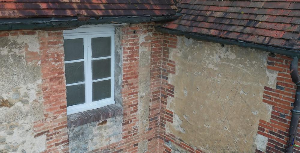 La photogrammétrie permet une inspection précise des bâtiments