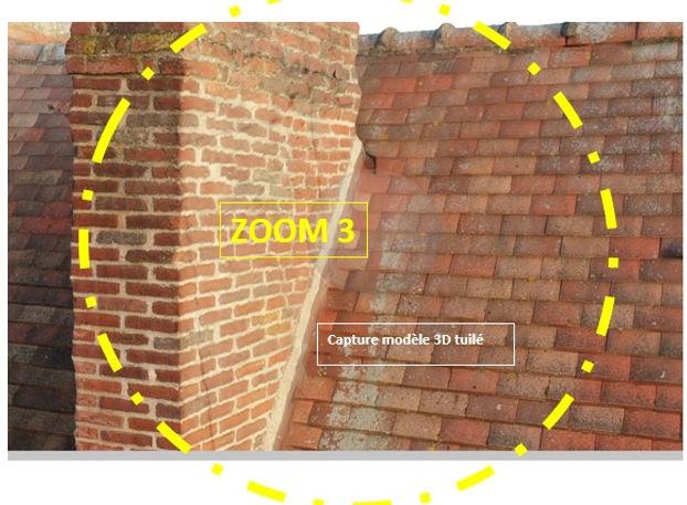 Photogrammétrie Zoom 3