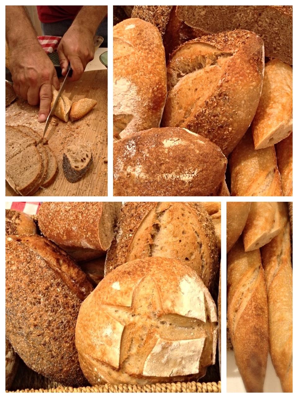 אפיית לחם מחמצת