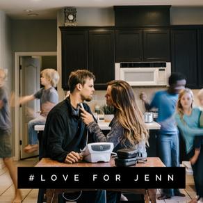 Love for Jenn