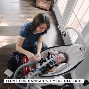 Love for Hannah