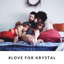 Love for Krystal