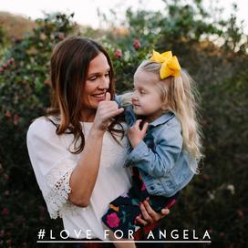 Love for Angela